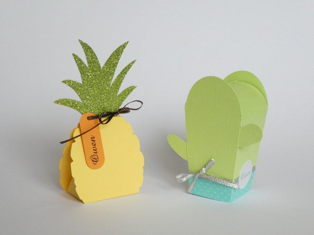 Boite ananas