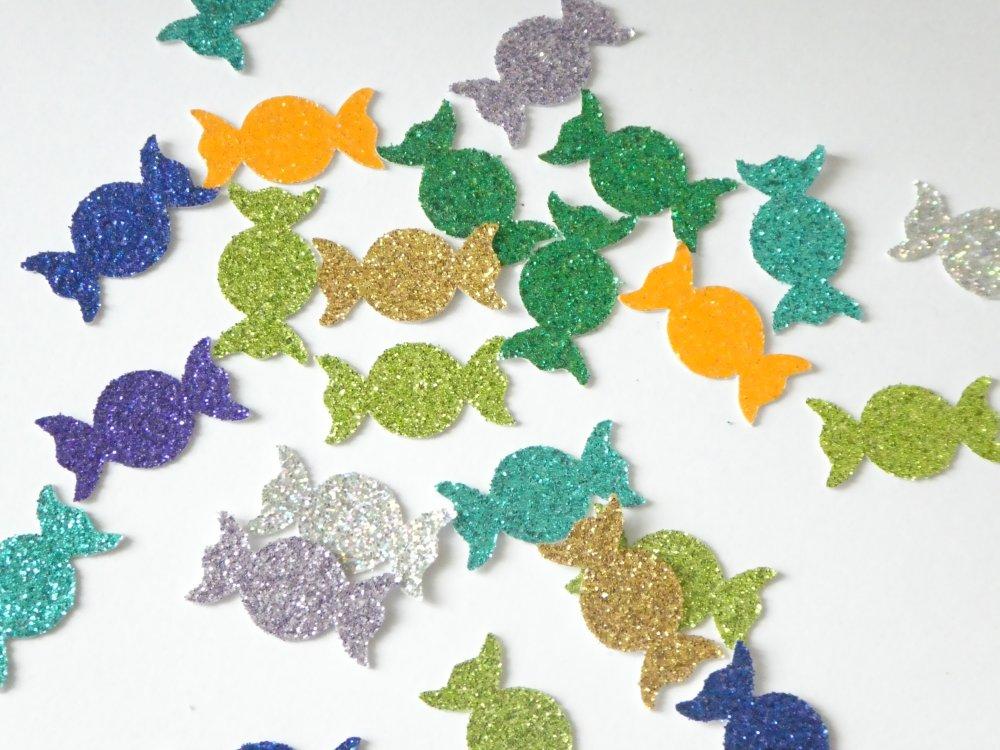 Confettis bonbon