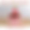 Patron amigurumi choco-cherry cupcake