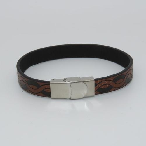 bracelet cuir tribal