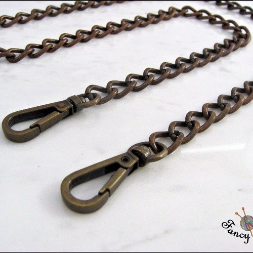 40 ~ 120 cm bandoulière chaîne pour sac a main ou bandoulière sac