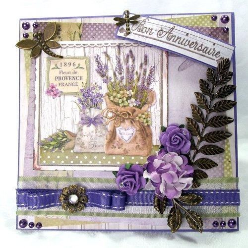 Cartes De Voeux Papeterie 1st Classe Post Amazing Femme Carte D Anniversaire Lilas Style Art Deco 9 X 6 In J4 Environ 15 24 Cm Maison Whpropiedades Cl