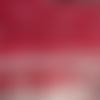 Nappe réversible en tissu, décor chalets, sapins, flocons 1m40 x 2m50