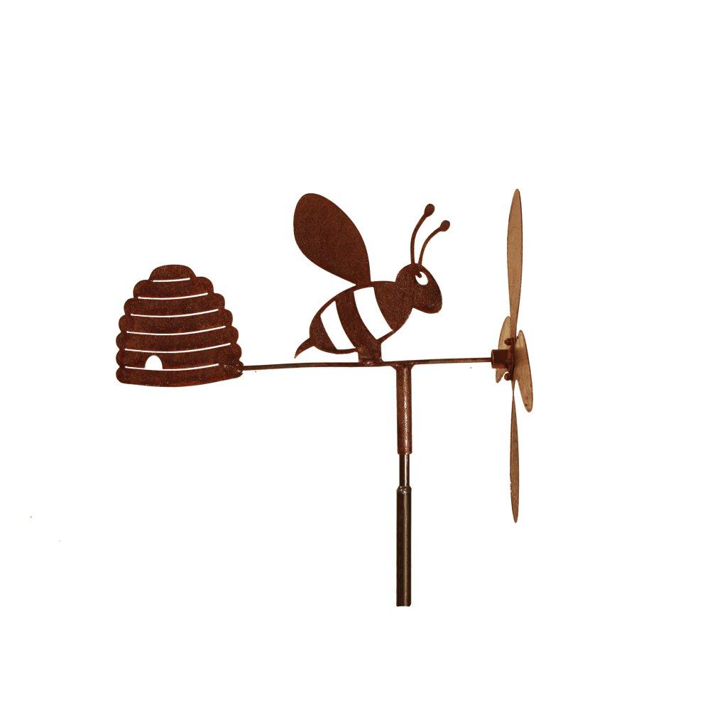 Eolienne abeille à fixer à un mur