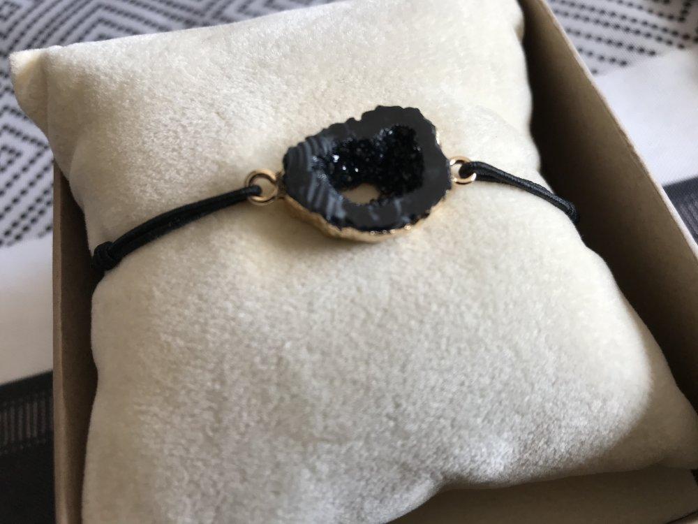 Bracelet pierre naturelle bohème