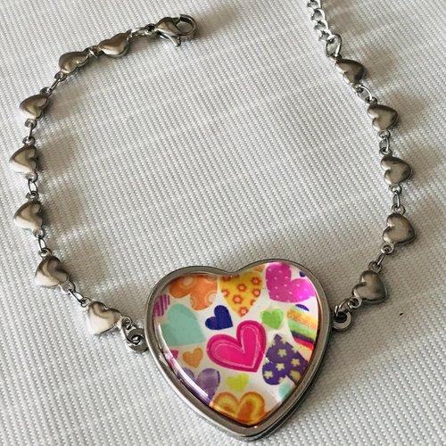 Bracelet cœur ?