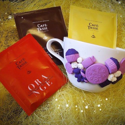 Box gourmand s bol et chocolat artisanal
