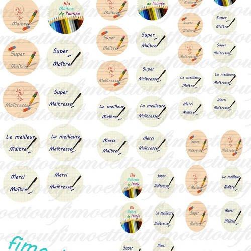 48 images digitale merci maitresse,maitre,cadeau école   (envoi mail)