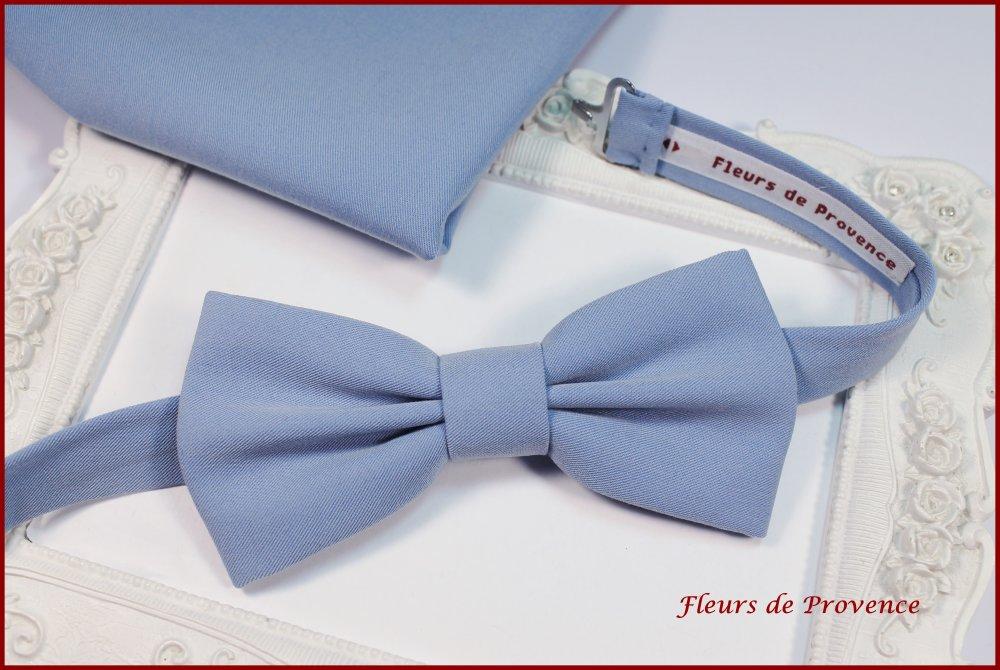Noeud Papillon Bleu clair - Homme