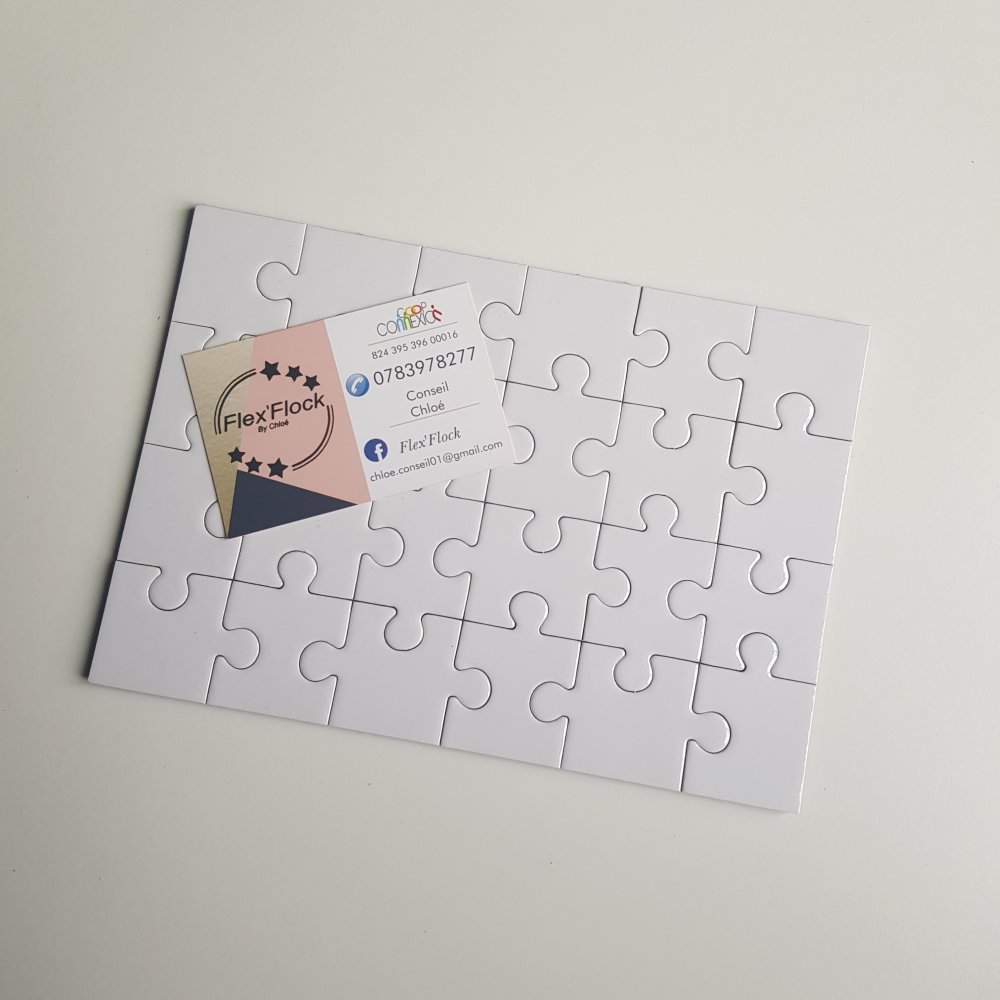 Petit puzzle classique à personnaliser ‼