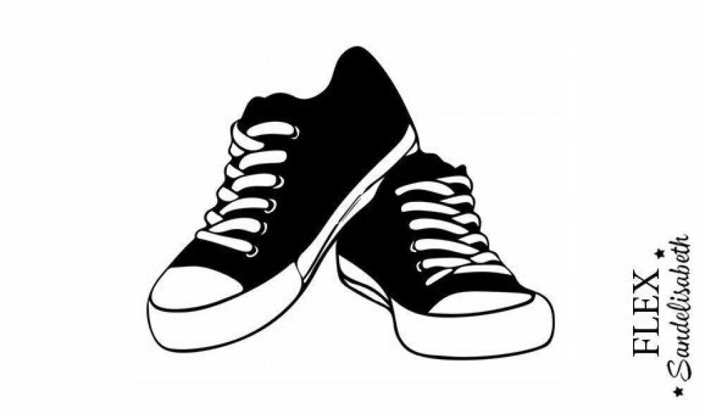 appliqué thermocollant baskets tennis chaussures flex couleur au choix