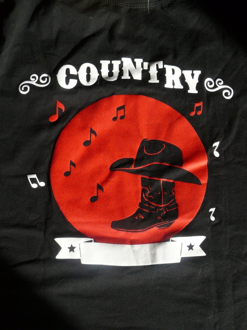 tee shirt country