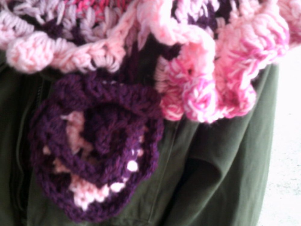 crochet free forme