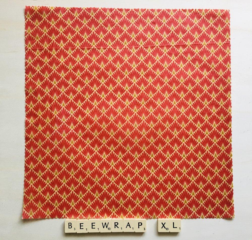 Film alimentaire réutilisable type Beewraps XL/ 35cm