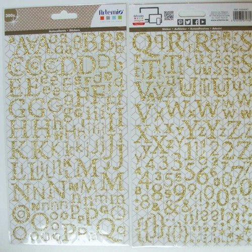 110 pcs mixte Alphabet Lettres en Bois Scrapbooking //// Educational 15 mm