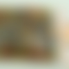 Rocaille mini 1,5 à 2mm perles mélange couleurs mix11 par 20 grammes