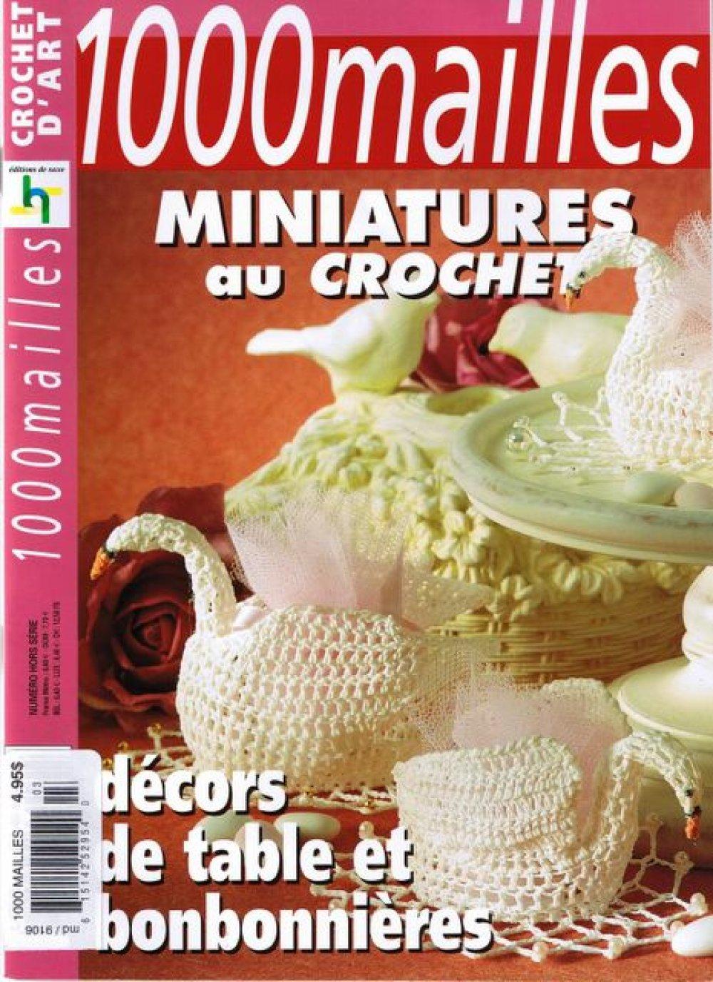 Magazine vintage ans 70 1000 mailles en format pdf