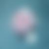 Masque écran coton bio lavable taille adulte