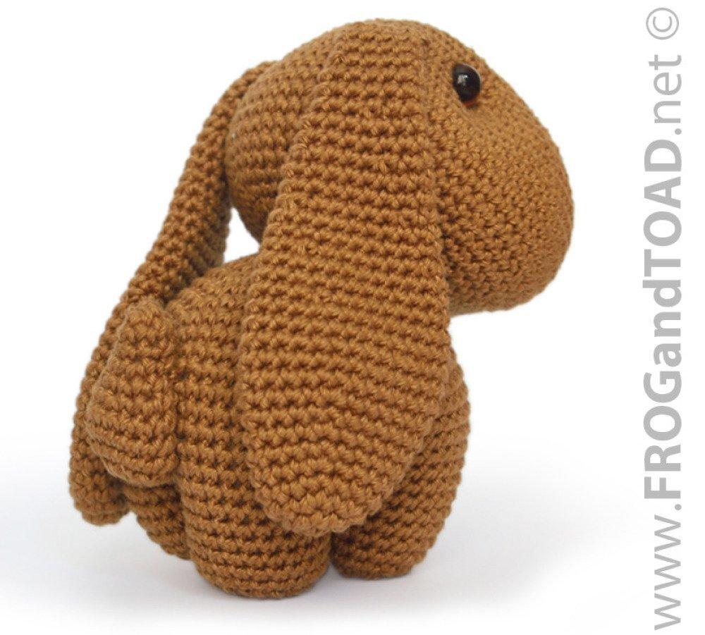 Tutoriel Lapin de printemps 🌸🐰 - Cat's Créa Crochet | 901x1000