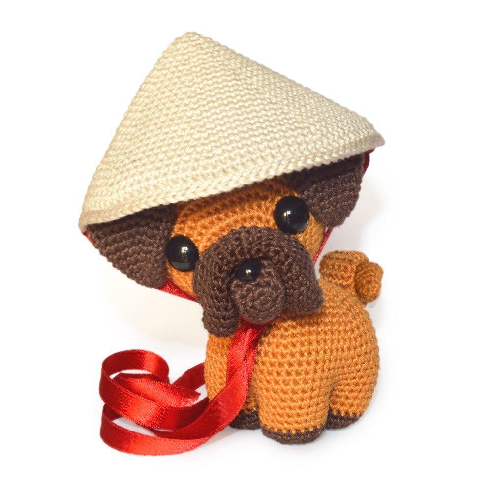 Chien - Amigurumi Crochet Tuto Patron - PDF Tuto Français