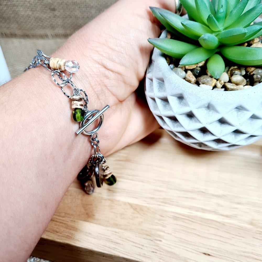 "Bracelet ""Gaïa"""