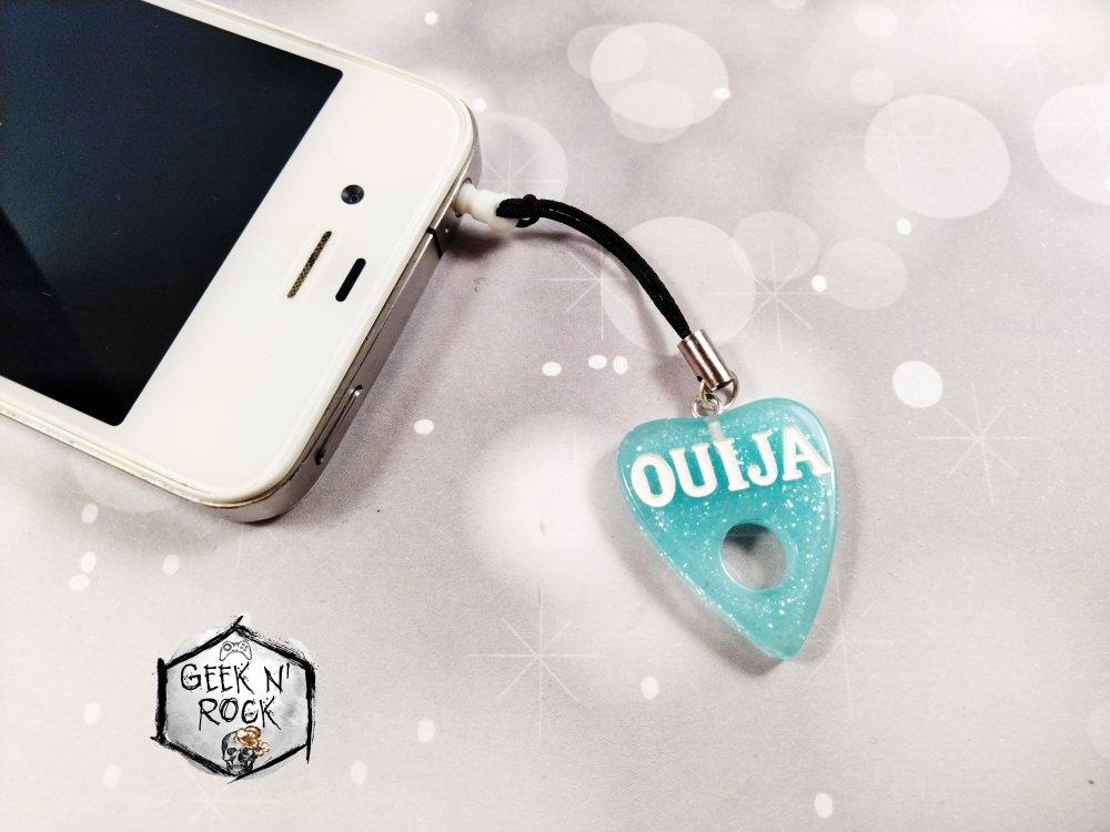 Bijoux de portable bouchon anti poussière goutte de ouija