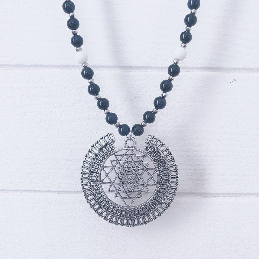 Sautoir Sri Yantra