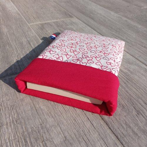 Housse/pochette pour livre de poche