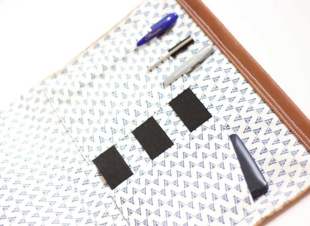 Pochette transport tablette Haloona en liège