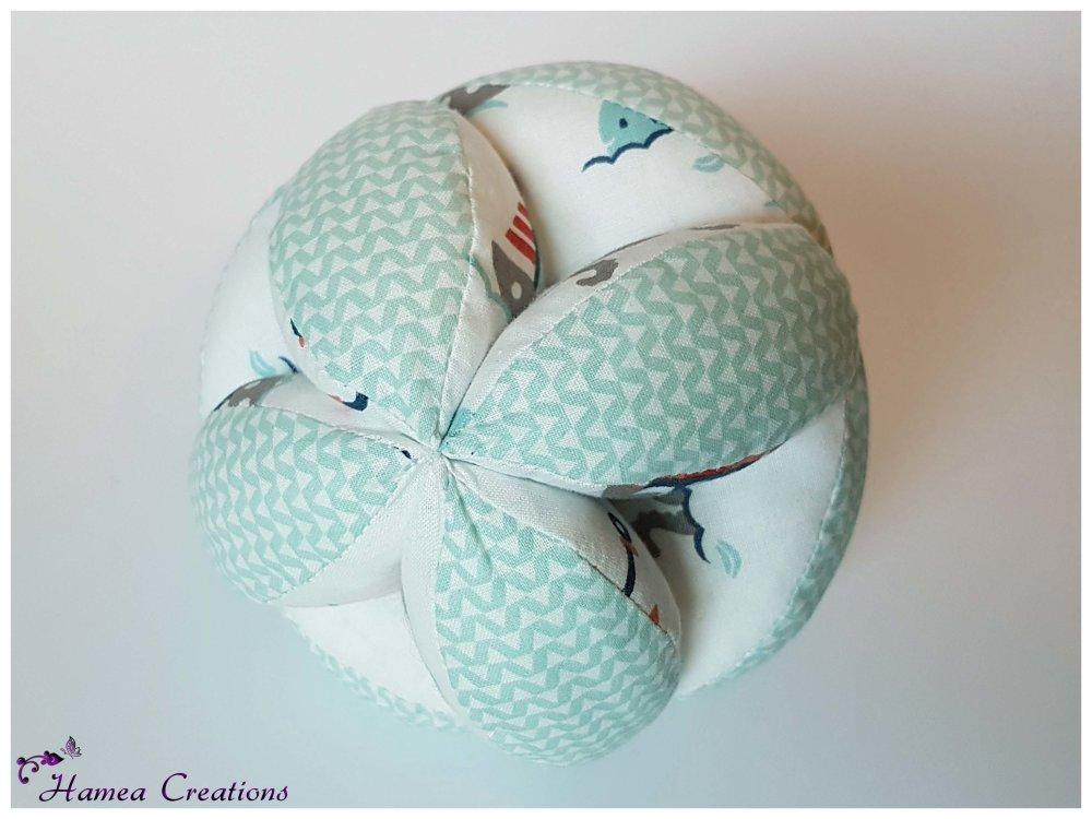 Balle de préhension 'Montessori' Marine