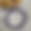 Bracelet bijoux en pierres naturelles de sodalite qualité aaa