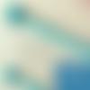 Stylo fantaisie dinosaure coloris bleu