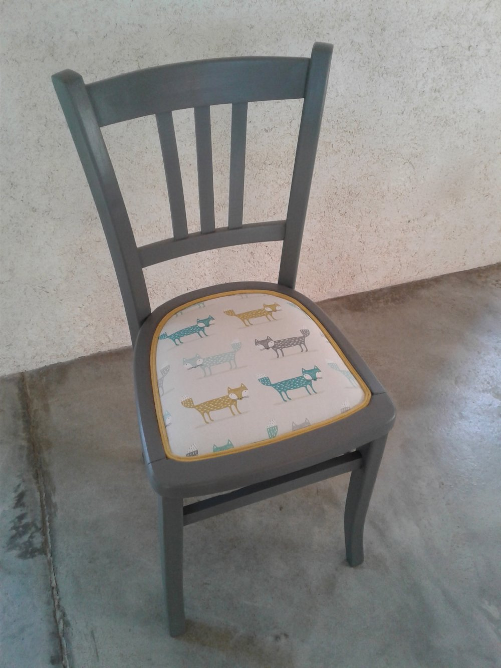 """Chaise bistrot """"Goupil"""""""