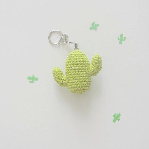 Porte clés cactus, peluche miniature, fait main, cadeau anniversaire, fête des mères, adorable cactus, cadeau femme homme