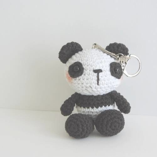 Super Cute Panda Crochet Patterns You Will Love | The WHOot | 500x500