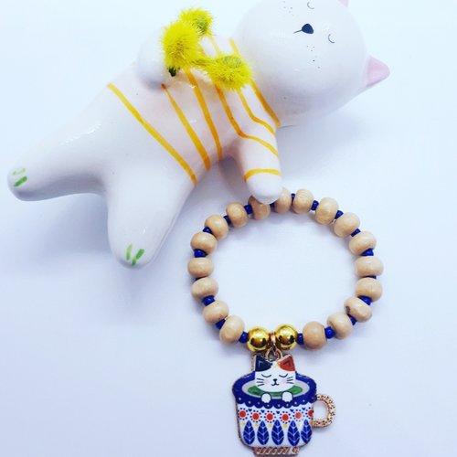 Bracelet little cat
