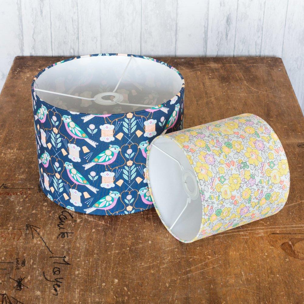 Fabriquer Carcasse Abat Jour kit de fabrication d'abat-jour cylindre diamètre 20 cm