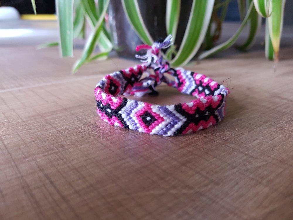 bracelet bresilien tribale