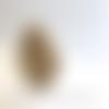 Glace en bois brut à décorer, forme ice cream en bois (mdf) brut à peindre pour une déco de chambre de princesse