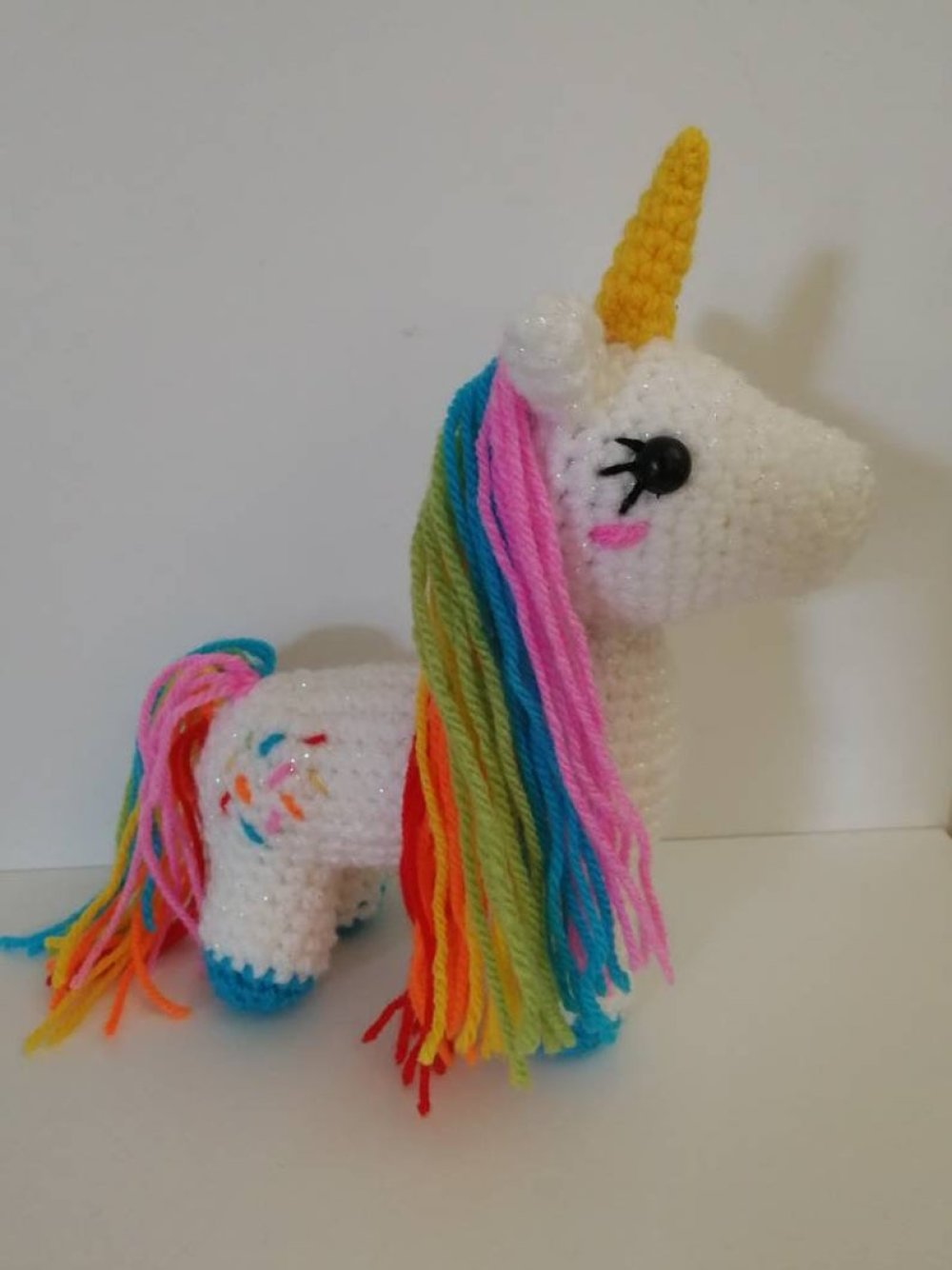 Tutoriel Licorne Au Crochet Pdf