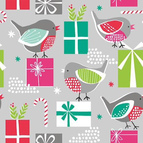 Tissu Noel - collection christmas dreams