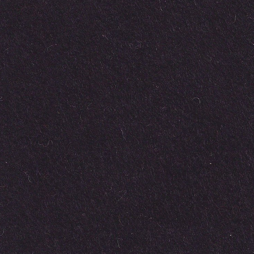 Feutrine de laine bleu marine - cinnamon patch