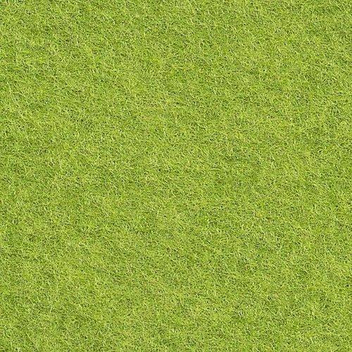 Feutrine de laine thé vert matcha - cinnamon patch