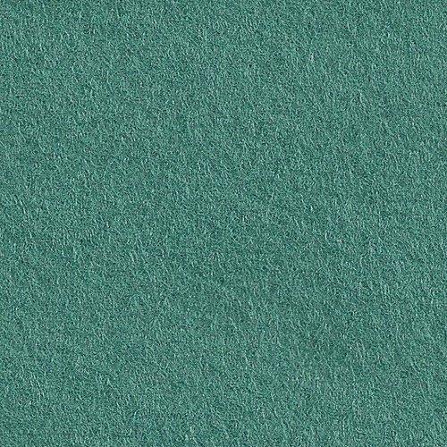 Feutrine de laine jade - cinnamon patch