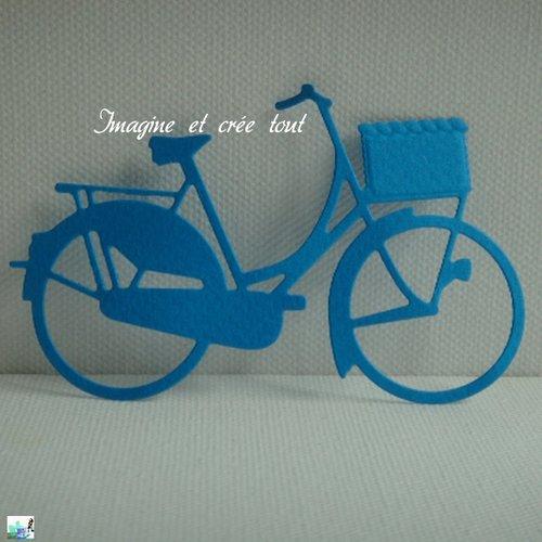 Découpe vélo, ballade, embellissement, scrapbooking, déco, découpe en papier dessin