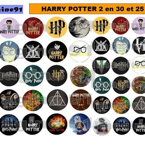 Collection Et Creations Harry Potter Modele A Imprimer Lettres