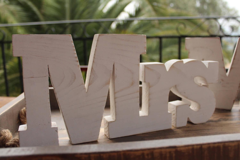 Mr et Mrs à poser