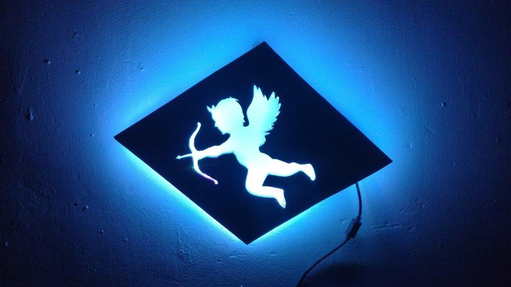 Lampe LED Ange