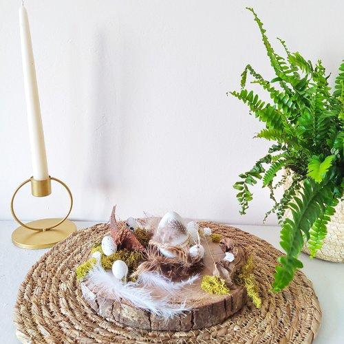 Centre de table pâques, décoration de pâques