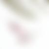 Créoles bali asymétriques